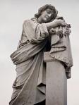 Ghirardelli tomb/statue
