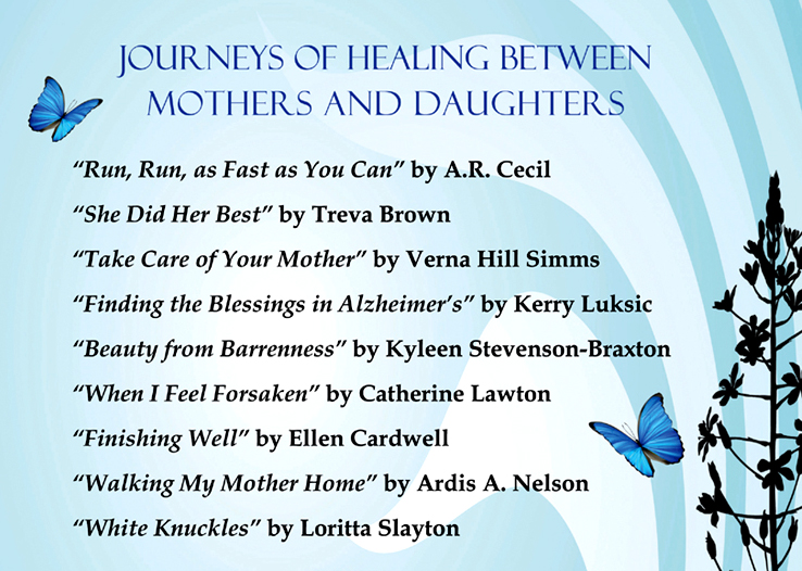 journeys to mother love all the authors and their stories