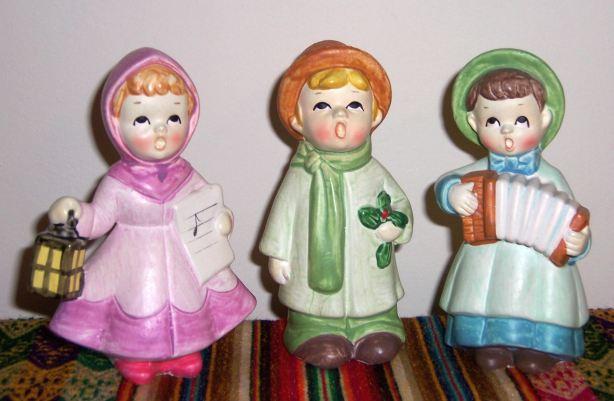 Christ-Carolers
