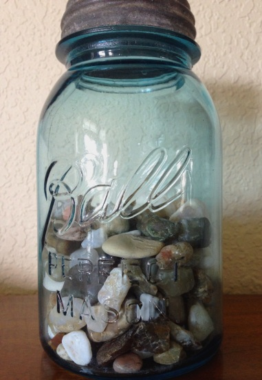 Rocks in a Jar