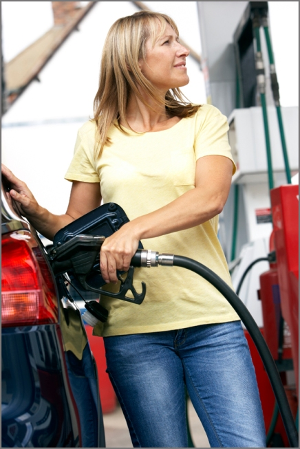 Woman-at-gas-pump